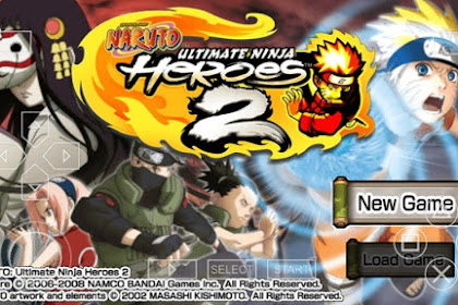 Free Download Game Naruto Ultimate Ninja Heroes 2 for Computer PC or Laptop