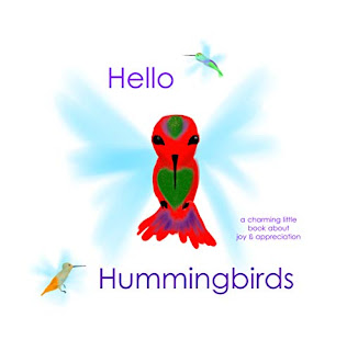 Hello Hummingbirds - a charming children's book promotion by Andrea Biagini