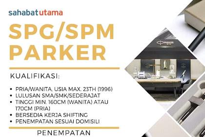 Info Lowongan Kerja SPG/SPM Paker Sahabat Utama Bekasi