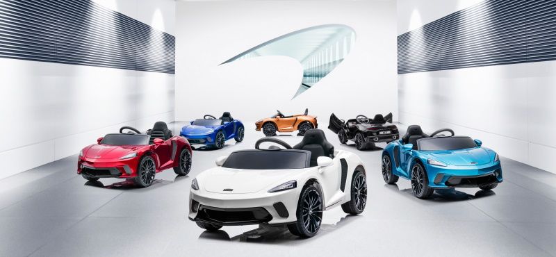 New McLaren GT Ride-On