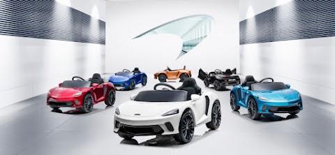 McLaren Adds GT to Ride-On Range