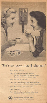 Bell Telephone - 3 Phones