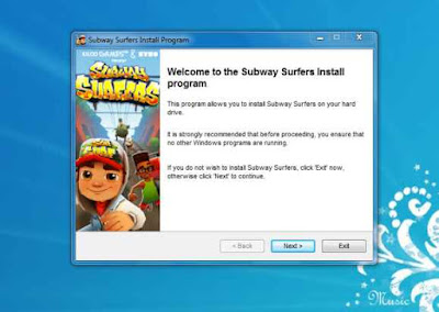 Subway Surfer PC Game Download