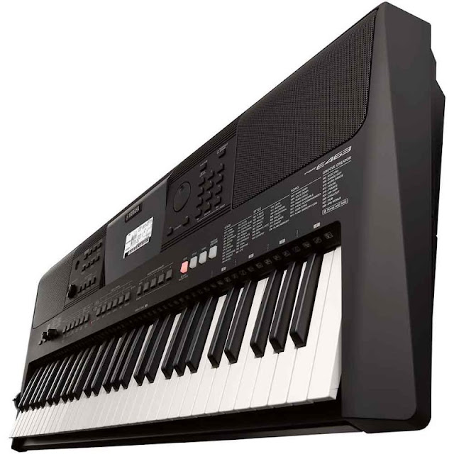4 Keyboard Yamaha Dengan Drive USB To Device Untuk Memainkan Midi Dan Style