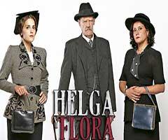 capítulo 2 - telenovela - helga y flora  - canal 13