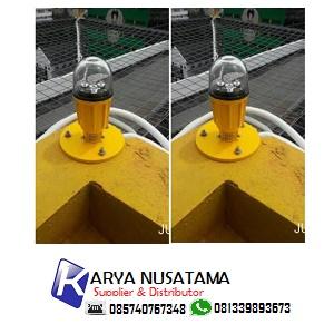 Jual Lampu OBL100 Kuning Bohlam Plus Braket di Sulawesi