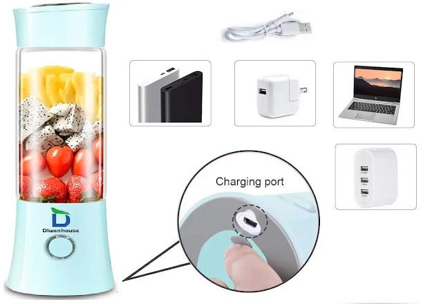 Diwenhouse Portable Blender review