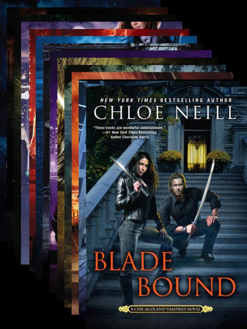 Libros de la Serie Chicagoland Vampires – Chloe Neill