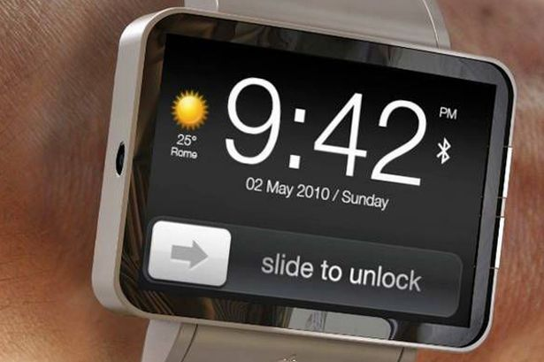 iWatch: Apple secretly developing smart watch with a touch screen