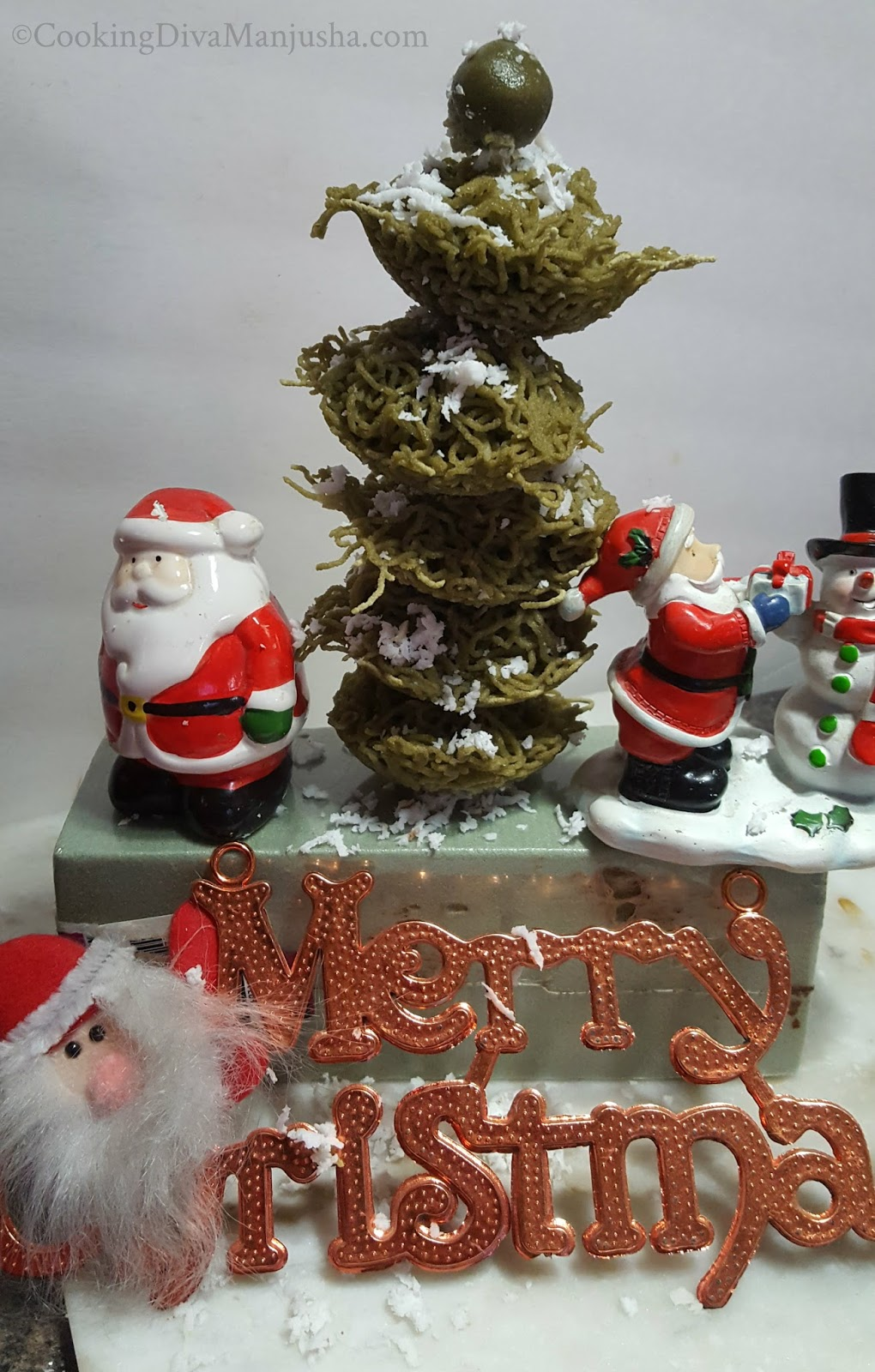 My Edible Christmas Tree 2016 Happy Xmas Happy New Year 2017
