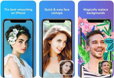 Facetune 2, la app que te hará lucir más joven