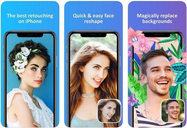 Facetune2: el Editor de Selfies APK Para Android