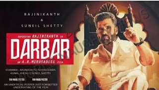 Darbar, box office collection
