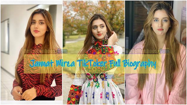 Jannat Mirza Wiki, Age, Husband, Boyfriend, Family, Affairs, Marriage & Biography
