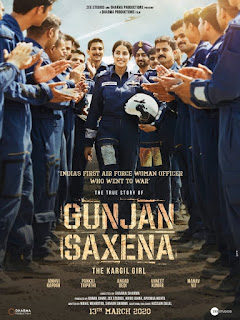 Gunjan Saxena The Kargil Girl 2020 Full Movie Download