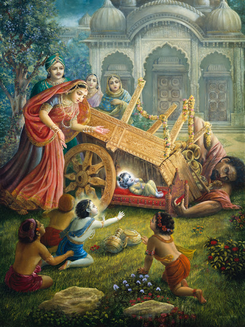 बालकृष्ण ने पुतना सहित इन 5 राक्षसों का भी वध किया था  Bal Krishna Killed Asura demon