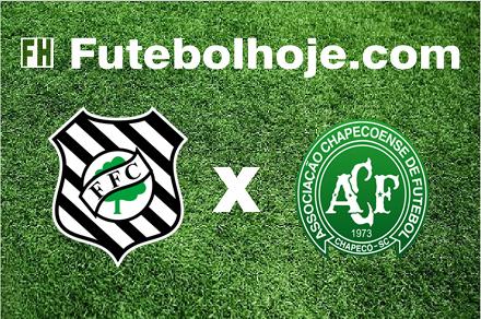 Assistir Chapecoense x Figueirense ao vivo grátis em HD 01/04/2017