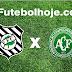 Jogo Figueirense x Chapecoense ao vivo hoje