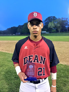 Gary Peralta named MVP of the series
