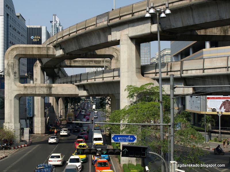 Bangkok - Downtown