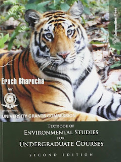 Download Free PDF of Environmental Studies for UGC by Erach Barucha