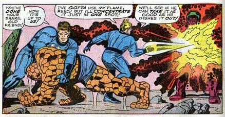 Fantastic Four 76-StrandedSubAtomica