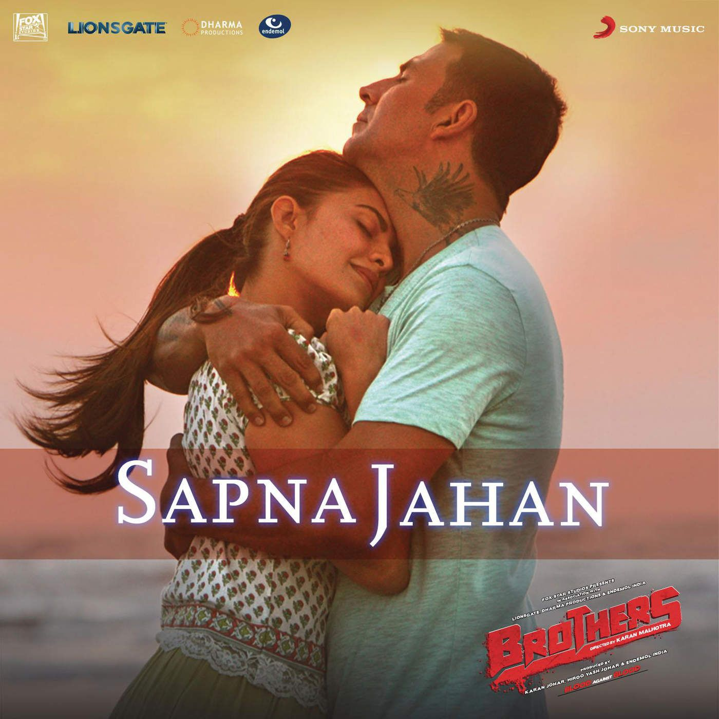 Main Woh Duniya Hoon Mp3 Song Download: Sapna Jahan Lyrics - Brothers