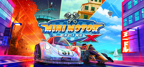 Mini Motor Racing X Party Pack-SKIDROW