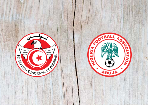 Tunisia vs Nigeria - Highlights 17 July 2019