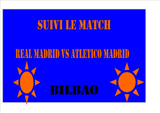 Suivi en direct match real Madrid VS Atletico Madrid aujourd'hui