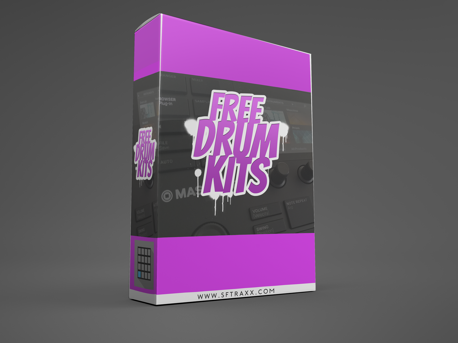 [Free Download] 10+ BANGIN Sample Pack Drum Kits