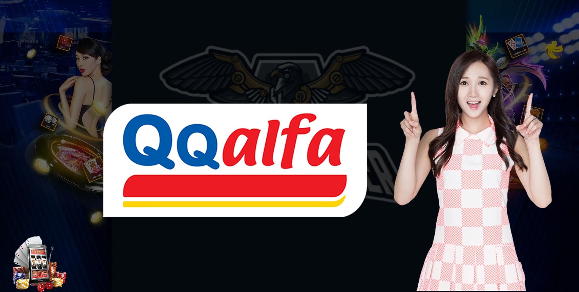 Slot Judi Online Terpercaya QQalfa 2020