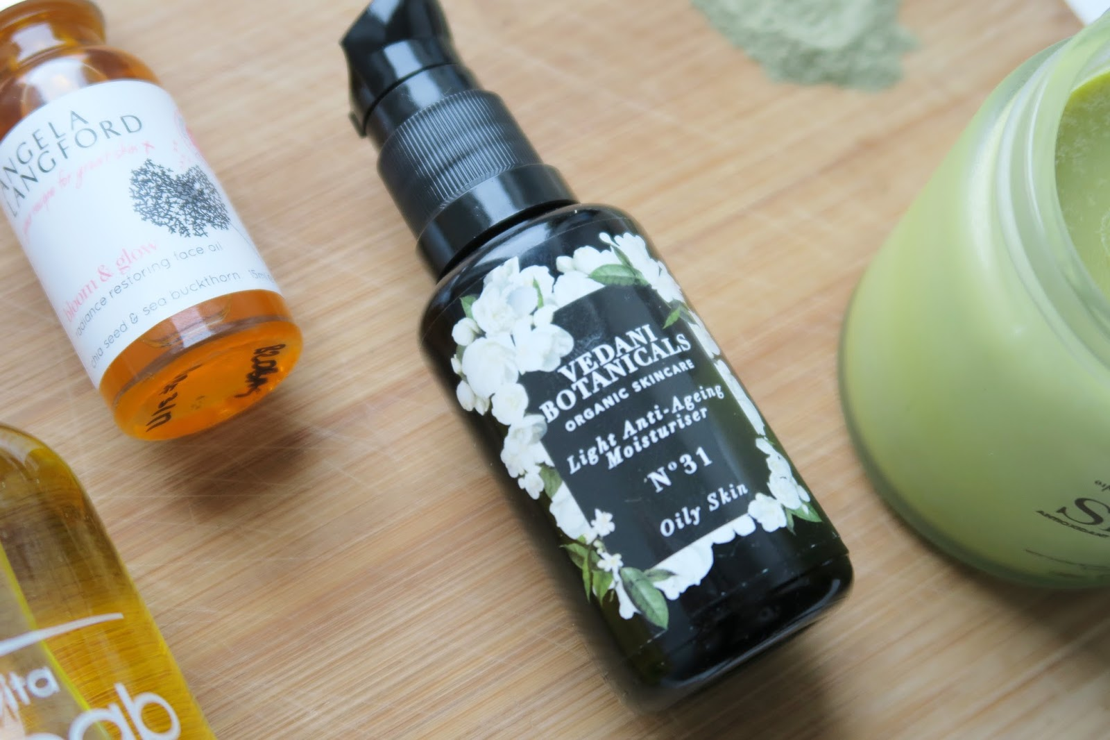 Superfood Skincare Vedani Botanicals No31 Oily Skin Moisturiser Oil