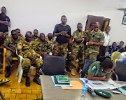 60 Soldiers to Face Trial for Mutiny in Abuja Today