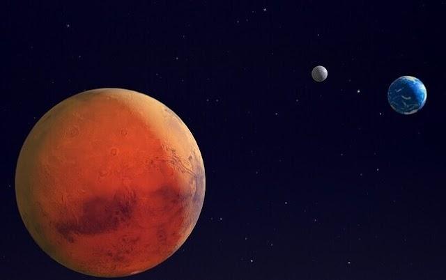 """مهمة """"برسفيرنس"""" إلى المريخ تسمح للبشرية بسماع صوت الكوكب الأحمر لأول مرة على الإطلاق"""