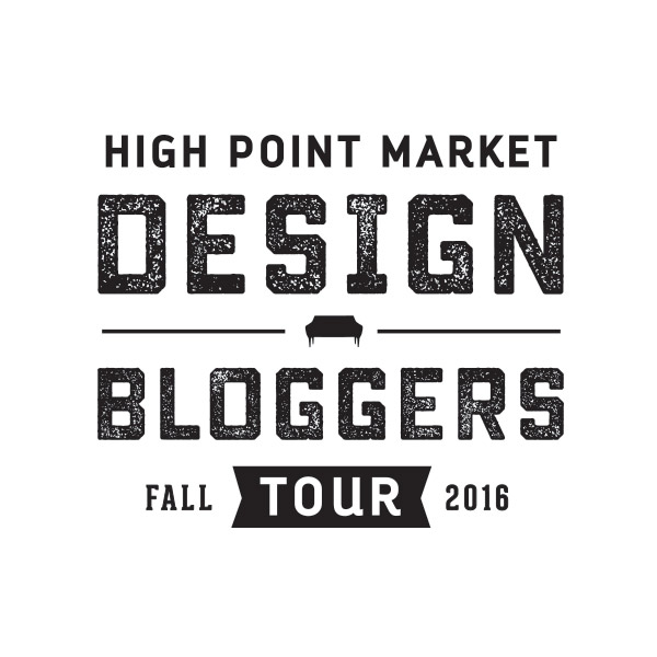 High Point Market Design Bloggers Tour Fall 2016