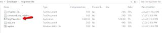 MessageViewer Lite Installation Files For Windows OS.
