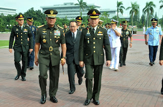 Panglima TNI : Indonesia dan Thailand Perlu Tingkatkan Kerja Sama Intelijen