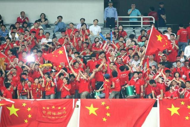 تقدم الصين بطلب اسضافة كأس أسيا 2023