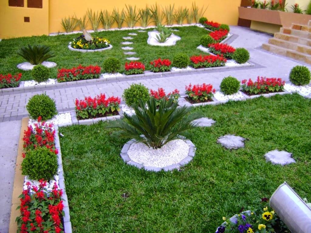 idee per decorare il vostro giardino e terrazzo di casa - Come Abbellire Il Giardino Di Casa