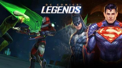 DC Comics Legends v1.21.3 Apk Mod