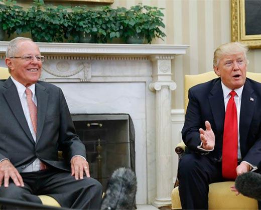 """Trump vuelve a pronunciarse sobre Venezuela: """"Tenemos un problema. Lo están haciendo muy mal"""""""