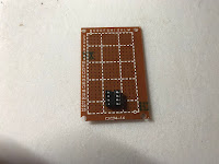 Chip mount on board