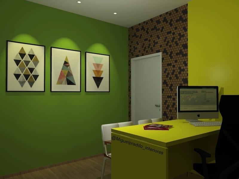 Projeto de interiores: Greenery! - Miguel Praddo - migsprado