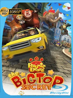 Boonie Bears: El Gran Secreto (2017) HD [1080p] Latino [GoogleDrive] SilvestreHD
