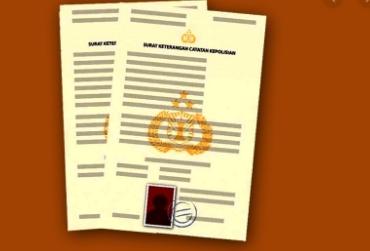 Cara Membuat Surat Keterangan Catatan Kepolisian (SKCK)
