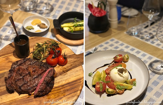 Nizza, Sofitel KL: new menu 2019