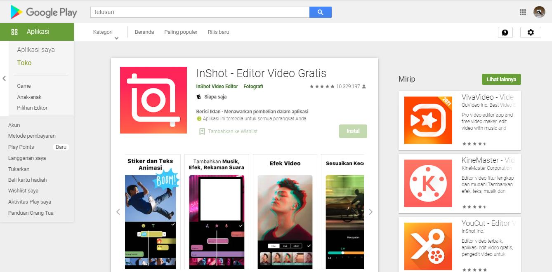 5 Aplikasi Video Editing Terbaik untuk Smartphone