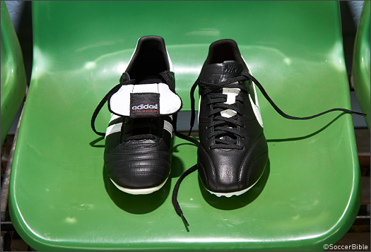 0cd0a9d56dd0c8 The Cross Trainer - Soccer - The Beautiful Game: Boot Battle ...