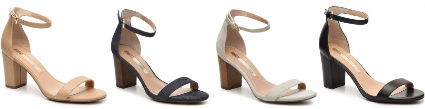 Audrey Brooke Nadine Sandals for only $37 (reg $80) + free shipping